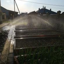 Бурение скважин - автополив на даче |  ВодаВсегда
