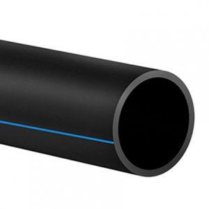 Полиэтиленовая труба — 90 мм.